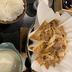 東京羊煮料理 紙やきホルモサ -