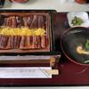 田中鰻屋 - 料理写真:特上せいろ 4200円・・・