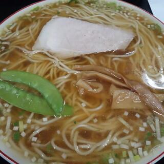 みずさわ屋 - 料理写真:中華そば 並