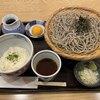 米久 - 料理写真:大和芋のとろろそば(890円)