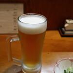 茶の間 - ビール