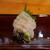 茶の間 - ヒラメ刺身