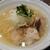 塩伝説 なゆた - 料理写真:鯛の風味が絶妙です