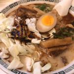 桂花ラーメン - 桂花ラーメン新宿東口駅前店(太肉麺)