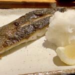 Shokusaikadota - 銀鱈の炭火焼き