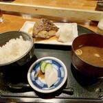 Shokusaikadota - 銀むつの漬け焼き