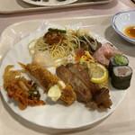 富ノ湖ホテル - 料理写真: