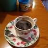 小さな森の喫茶店 レストラン ワイルドダック - ドリンク写真:泡立ちコーヒー