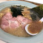 つばき食堂 - 朝のラーメン(並)