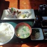 お食事処まるに - 料理写真: