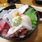 お料理やまもと - ランチ海鮮丼