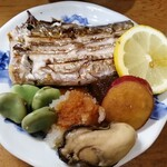 お料理やまもと - 夜、太刀魚