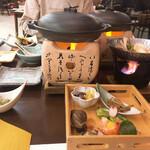 旬樹庵 ハイランドホテル山荘 - 料理写真: