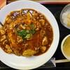 三国志 - 料理写真:天津麻婆飯