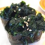 活き魚回転寿司 魚鮮 - あおさのり