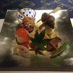 赤坂和食 閑人 -