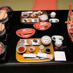 やぎさわ荘 - 料理写真:夕食