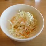 カモCafe - サラダ