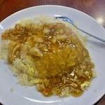 東幸飯店 - 料理写真:蟹炒飯