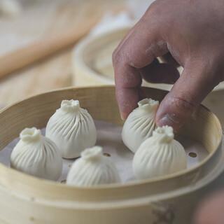中国本店で腕を磨いた職人の技