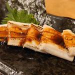 漁師寿司 海蓮丸 - 煮穴子のアテ