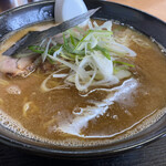 らーめん八海 - 料理写真:醤油ラーメン
