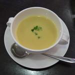 サソボン - スープ