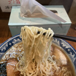 めん処 樹 - 麺