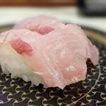 はま寿司 - のどぐろの炙り ※ 炙りはホントに軽く炙ってるだけ ※  表面効果も風味も出てないし、温度も冷たいし。