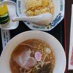 千葉屋 - 料理写真:セット