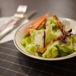 洋食キムラ - セットサラダ