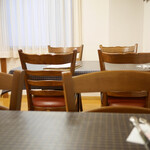洋食キムラ - 3階テーブル席