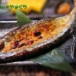 漁師めし酒場 灘や - 和歌山灰干干物(さんま)