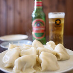 山東 - 水餃子と青島ビール