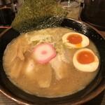 上州濃厚中華蕎麦 はたお商店 - 料理写真:料理