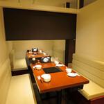きのこ鍋&きのこ料理専門店 何鮮菇 - 半個室