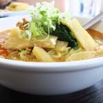 南京亭 - 担々麺(味噌・大盛)