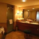横浜ベイホテル東急 - アトランティックスイート;バスルーム