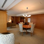 横浜ベイホテル東急 - アトランティックスイート;リビング2