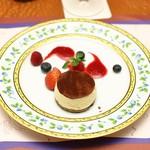 横浜ベイホテル東急 - デザート