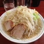 14899664 - ラーメン(小)650円 野菜多め