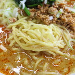 南京亭 - 麺(大盛)