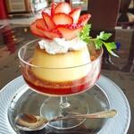 京口屋珈琲館 - 料理写真:横からの図