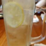148994671 - レモンサワー