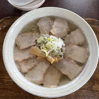 奥裏磐梯らぁめんや - 料理写真: