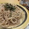 松月庵そば処 - 料理写真:ざる蕎麦