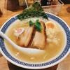 Meigenso - 料理写真:煮干し塩そば  並盛 800円
