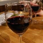 近江バルnadeshico - 赤ワイン