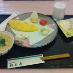 1490536 - 緑水亭の朝食バイキング