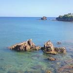 天龍 - 902 【料理無関係】沖縄本島・最北の 辺戸岬 と周辺の海